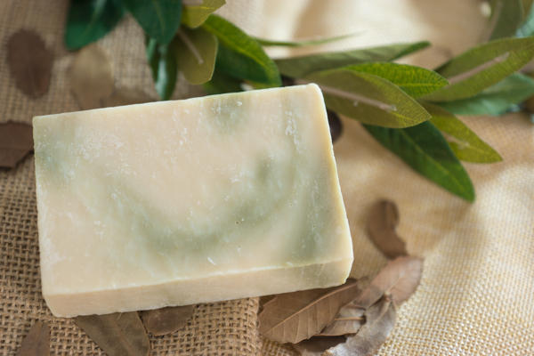 【HEEBE 希臘女神】撫平細紋-綠色螺旋藻土橄欖皂 1