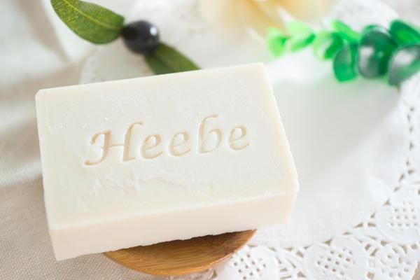 【HEEBE 希臘女神】經典天然手工初榨冷壓橄欖皂(封膜包裝) 1